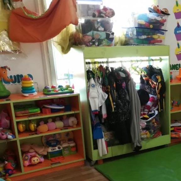 jardín infantil Ñuñoa